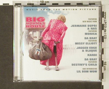 Big Momma's House: Music From, 20th Century Fox(), A, 2000 - CD - 67686 - 5,00 Euro