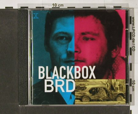 Black Box BRD: 21 Tr., Normal(N242), D, 02 - CD - 67704 - 7,50 Euro