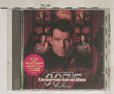 James Bond-Tomorrow Never Dies: Music From, AM(), D, 97 - CD - 67852 - 7,50 Euro