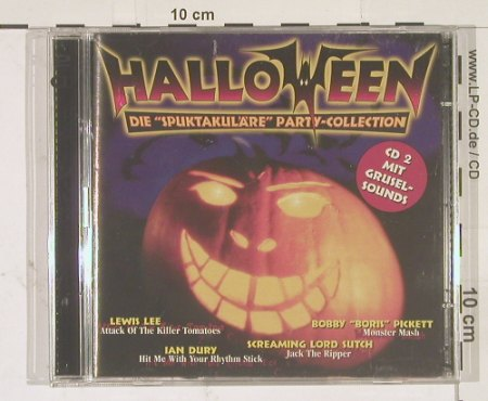 V.A.Helloween: 24 Tr.spuktakuläre Party.., Edel(), D, 99 - 2CD - 67944 - 10,00 Euro