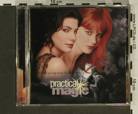 Practical Magic: V.A.12 Tr., Zauberhafte Schwestern, Reprise(), D, 98 - CD - 68181 - 5,00 Euro