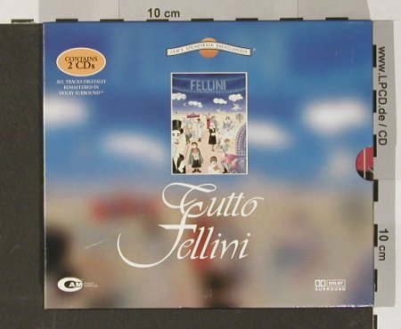 V.A.Tutto Fellini: Nini Rota...Booklet, CAM(), I, 00 - CD - 68186 - 10,00 Euro