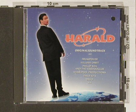 Harald: 16 Tr. V.A., co, Motor(), , 97 - CD - 68409 - 5,00 Euro