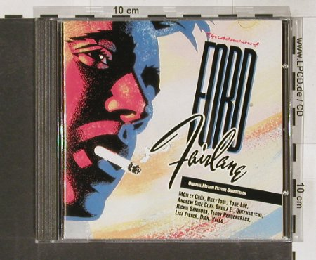 Adventures Of Ford Fairlane,The: Original Soundtrack, Elektra(), D, 90 - CD - 68478 - 7,50 Euro