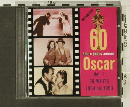 V.A.60 Jahre Oscar: Vol.1-Film Hits 1934-1953, Bella Musica(), ,  - CD - 69254 - 5,00 Euro
