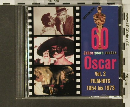 V.A.60 Jahre Oscar: Vol.2-Film Hits 1954-1973, Bella Musica(), ,  - CD - 69262 - 5,00 Euro