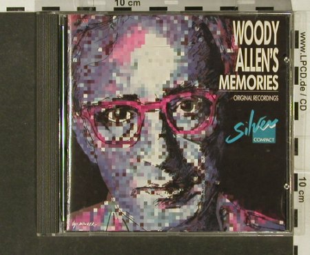 Allen,Woody: Film Stardust Memories, Flash Back Laser(), D,  - CD - 69266 - 5,00 Euro