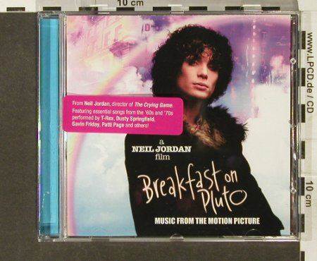 Breakfast On Pluto: Rubettes...Gavin Friday,13 Tr. V.A., Milan(), EU, 2006 - CD - 69350 - 7,50 Euro
