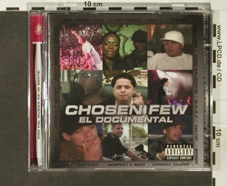 Chosen Few: El Documental, Chosen Few(), EU, 2004 - CD/DVD - 69353 - 10,00 Euro