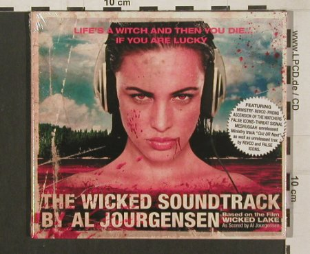 Wicked Lake: by Al Jourgensen, Digi, FS-New, 13th Planet Record(THP 011), , 2008 - CD - 80038 - 10,00 Euro
