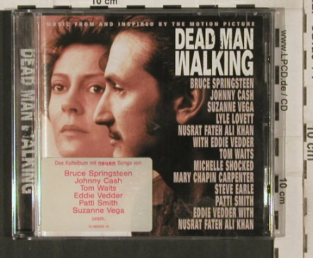 Dead Man Walking: Music From, Columb.(), A, 1995 - CD - 80265 - 7,50 Euro