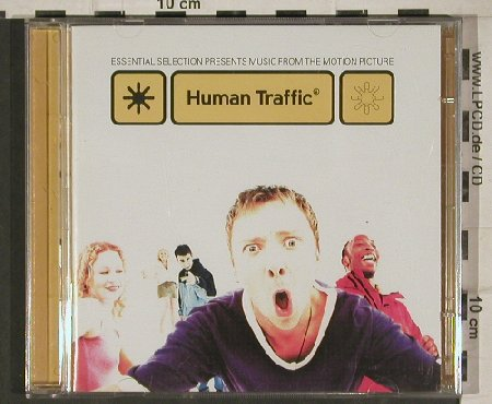 Human Traffic: Essential Selection Presents Music., ffrr(), D, 1999 - 2CD - 81063 - 12,50 Euro