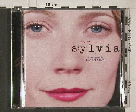 Sylvia: Music comp. By Gabriel Yared, Varese(VSD-6526), D, 2003 - CD - 81183 - 5,00 Euro