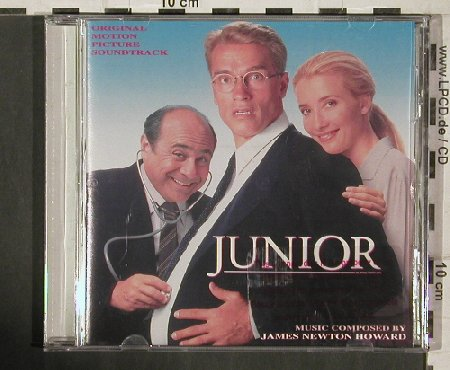 Junior: 13 Tr.by James Newton Howard, Varese(VSD-5558), D, co, 1994 - CD - 81288 - 5,00 Euro