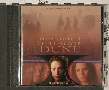 Children Of Dune: Music by Brian Tyler, Varese(VSD-6454), D, 2002 - CD - 81292 - 10,00 Euro