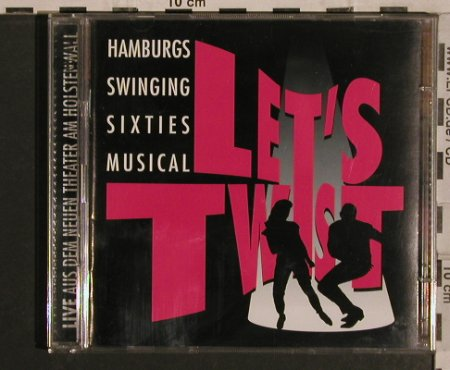 Hamburgs Swingings Sixties Musical: Let's Twist, Neues Theater(), D, HH, 1998 - 2CD - 82063 - 15,00 Euro