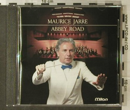 Jarre,Maurice cond Royal Philh.Orch: at Abbey Road, Milan(), , 1992 - CD - 83947 - 10,00 Euro