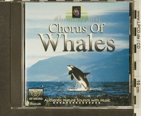 Whales - Chorus of: Authentic Nature Sounds with Music, Madacy(RWN2 6468), EU, 1997 - CD - 84152 - 5,00 Euro