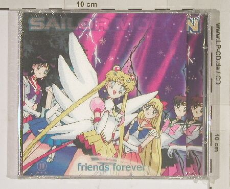 Sailor Moon: Friends Forever, Vol.7, FS-New, Edel(), D, 99 - CD - 90232 - 7,50 Euro