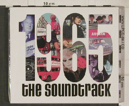 1965 - the Soundtrack: the year of the soul,harmony.FS-New, Sanctuary(CMEDD 668), UK, 2003 - 2CD - 90647 - 10,00 Euro