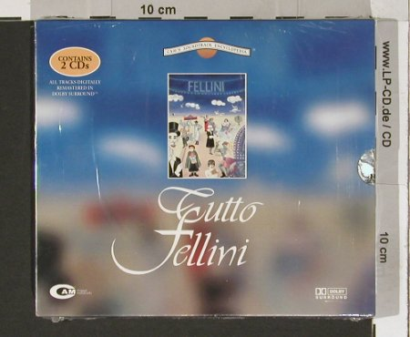 Tutto Fellini: Nini Rota...,, FS-New, CAM(), I, 00 - CD - 90749 - 7,50 Euro