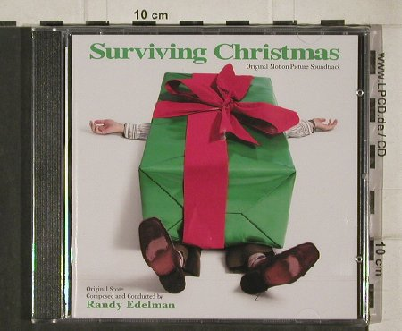 Surviving Christmas: comp./cond.by Randy Edelman,FS-New, Varese(VSD-6620), D, 2004 - CD - 92158 - 10,00 Euro