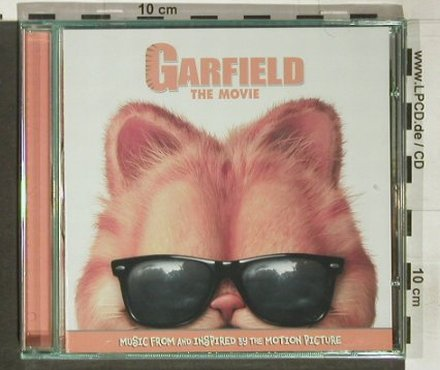Garfield: The Movie, FS-New, Ryko(), EU, 2004 - CD - 92341 - 6,00 Euro