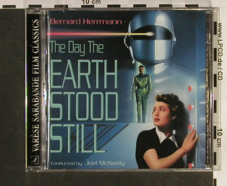 The Day The Earth Stood Still: Bernhard Herrmann, Varese(VSD-6314), D, 2003 - CD - 93225 - 11,50 Euro