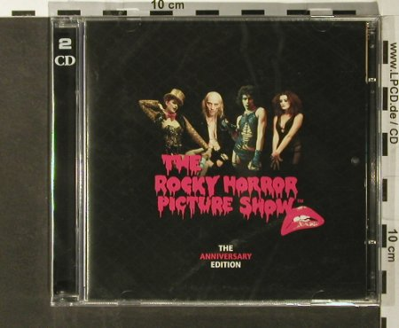 Rocky Horror Picture Show: The Anniversary Edition, FS-New, Castle(CMDDD 1320), UK, 2006 - 2CD - 93579 - 10,00 Euro