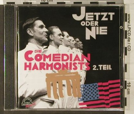 ComedianHarmonists2/Jetzt Oder Nie!: Ensemble Theater am Ku-Damm, Duophon(), D,FS-New, 2005 - CD - 93716 - 10,00 Euro