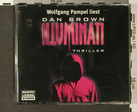 Illuminati: Dan Brown, Thriller, BasteiLübbe(), D,  - 6CD - 93846 - 10,00 Euro