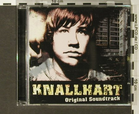 Knallhart: Original Soundtrack, V.A., Domino(), EU, 2005 - 2CD - 93869 - 12,50 Euro