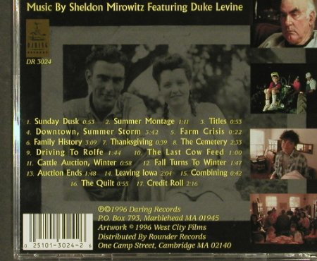 Troublesome Creek: A Midwestern,M.by Sheldon Mirowitz, Darling Rec.(), US, 1996 - CD - 93975 - 10,00 Euro