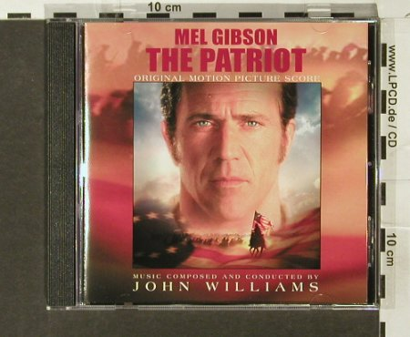 Der Patriot: comp&cond. by John Williams,Score, Edel(), D, 2000 - CD - 94085 - 12,50 Euro