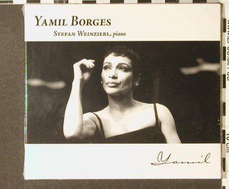 Yamil: Yamil Borges,Weinzierl,Piano,Digi, Duophon(06 11 3), D,FS-New, 2003 - CD - 94224 - 10,00 Euro