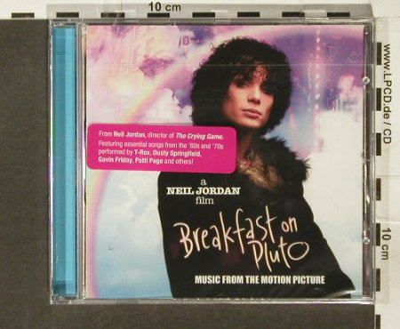 Breakfast On Pluto: Rubettes...Gavin Friday,13 Tr. V.A., Milan(3299039900024), EU, FS-New, 2006 - CD - 94260 - 10,00 Euro