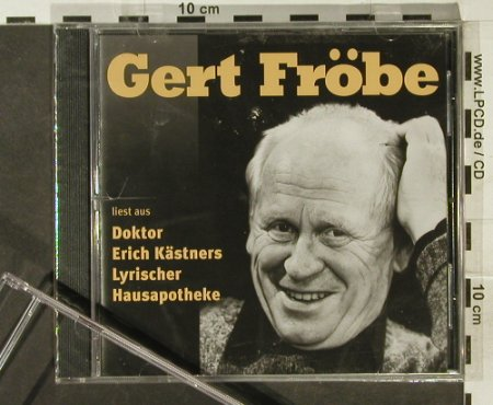 Fröbe,Gerd: Erich Kästner Lyrisch. Hausapotheke, Jokers Edition(3-8289-7780-4), D,FS-New, 1988 - CD - 94587 - 6,00 Euro