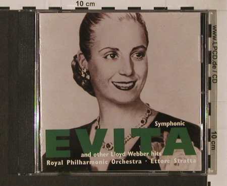 Webber,Andrew Lloyd: Evita And Other Hits(91), Teldec(), D, 1997 - CD - 94766 - 12,50 Euro