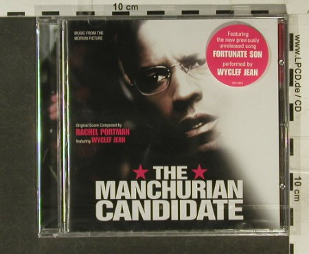 Manchurian Candidate: Portman / Wyclef Jean, FS-New, Varese(VSD-6603), D, 2004 - CD - 94870 - 10,00 Euro