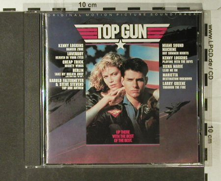 Top Gun: Original Soundtrack, CBS(70296), A, 1986 - CD - 94993 - 10,00 Euro
