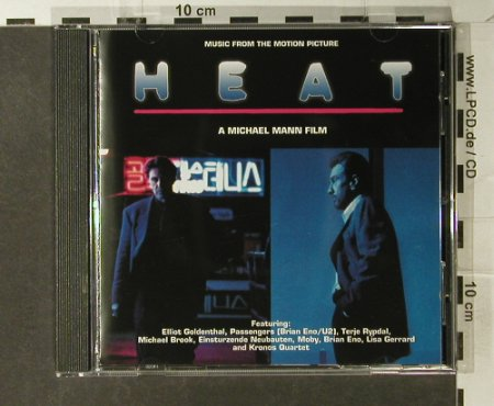 Heat: Music from by V.A., WB(), D, 1995 - CD - 94994 - 10,00 Euro