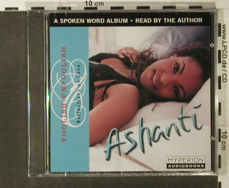 Ashanti: Foolish/Unfoolish(Audiobook), Sanctuary(SANCD 178), UK FS-New, 2002 - CD - 95092 - 7,50 Euro