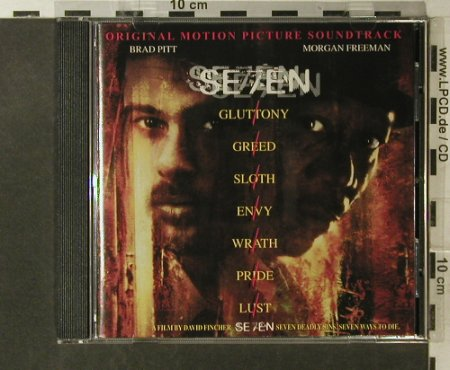 Se7en: Original Soundtrack, TVT(0022432CIN), D, 1995 - CD - 95776 - 7,50 Euro