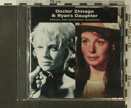 Doctor Shivago & Ryan's Daughter: Original MGM Soundtracks, EMI(CDP 7932982), UK, 1989 - CD - 95787 - 7,50 Euro