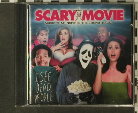 Scary Movie: V.A.16 Tr., TVT(), , 2000 - CD - 95880 - 7,50 Euro