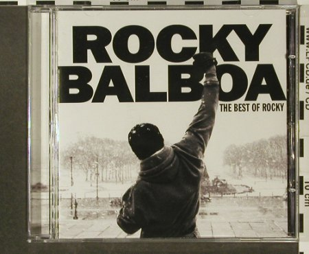 Rocky Balboa: The Best Of Rocky, Capitol(), EU, 2006 - CD - 96603 - 7,50 Euro