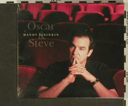 Patinkin,Mandy: Oscar & Steve, FS-New, Nonesuch(), D, 1995 - CD - 96905 - 10,00 Euro