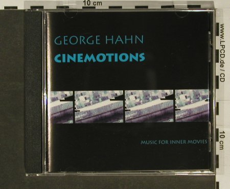 Hahn,George: Cinemotions,Music for Inner Movie, Radio Days(), D,  - CD - 97013 - 5,00 Euro