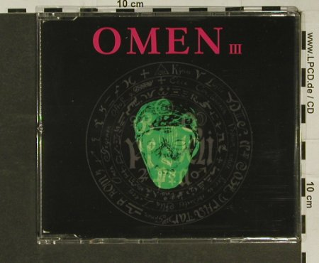 Magic Affair: Omen III *3, Electrola(), D, 93 - CD5inch - 97044 - 2,50 Euro