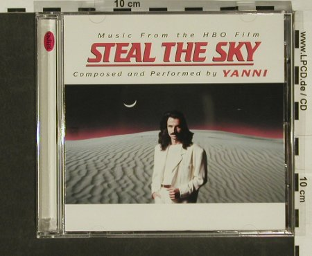 Steal The Sky: composed & performed by Yanny, Rhino(), D, 99 - CD - 97056 - 5,00 Euro